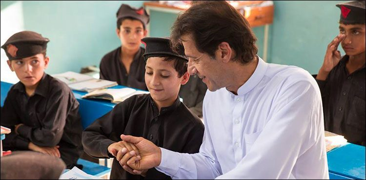 Promotion of Educational Sector in Pakistan with the help of STEM Project