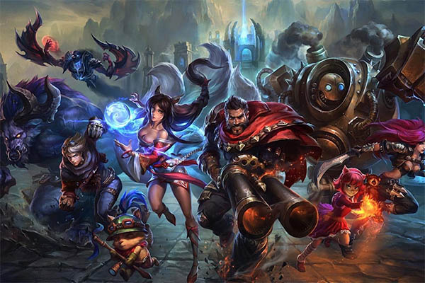 VideoGame Industry - League of Legends