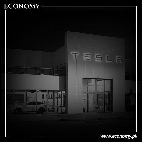 Tesla - One Of The Top Ten Stocks All Around The World